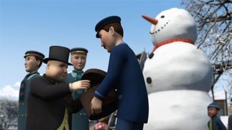 Thomas & The Snowman Party