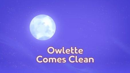 Owlette Comes Clean