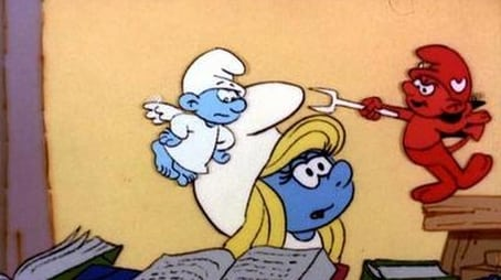Smurfette's Sweet Tooth