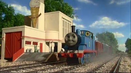 Thomas's Milkshake Muddle