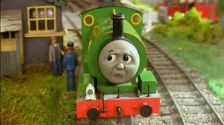 A Surprise For Percy