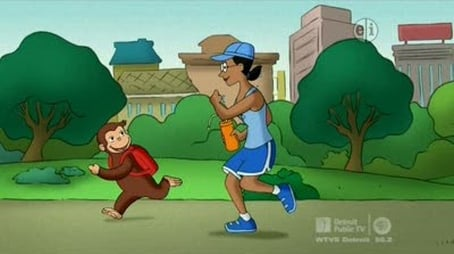 Curious George, Personal Trainer