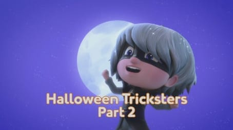 Halloween Tricksters, part 2