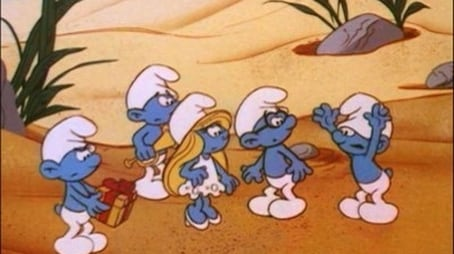 Smurf A Mile In My Shoes