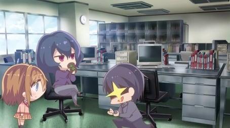 Hensuki ▽ 10: I'll Be Waiting