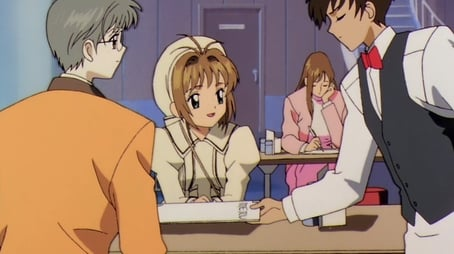 Sakura's Heart-throbbing First Date