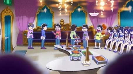 Karamatsu and Brother / New Employee Totoko / Dubbingmatsu-san