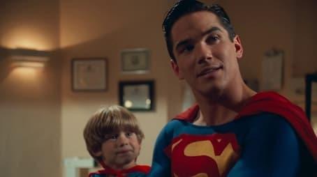 Ein Kind von Superman?