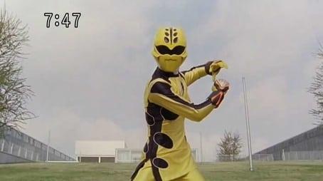 Ukya-Ukya! Beast-Fist Armament