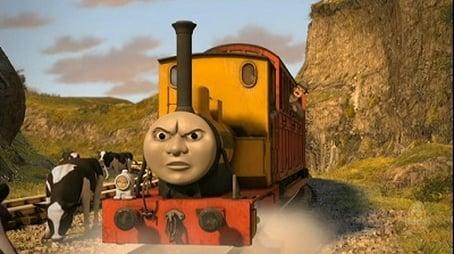 Duncan & The Grumpy Passenger