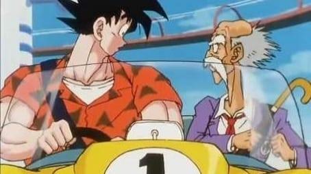 Son-Goku und der Führerschein