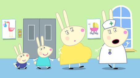 Mummy Rabbit's Bump