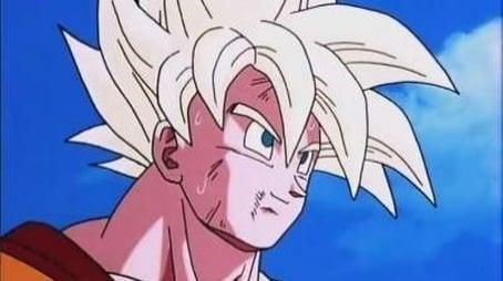 Son-Goku gibt auf