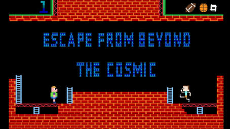 Escape from Beyond the Cosmic
