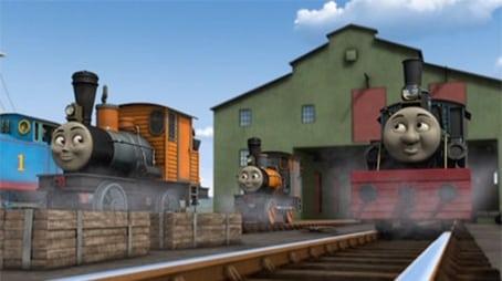 Thomas' Crazy Day