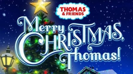 Merry Christmas Thomas!