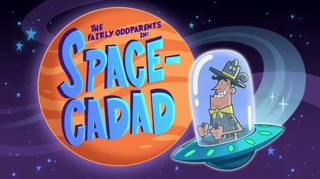 Space Ca-Dad