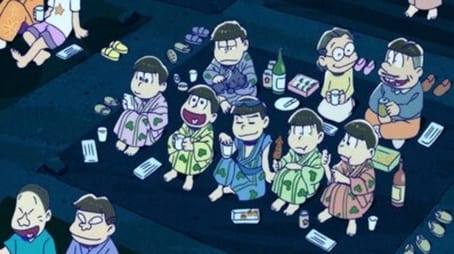 Osomatsu-san in the Summer