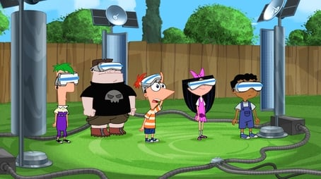 Phineas and Ferb Save Summer