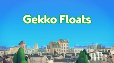 Gekko Floats