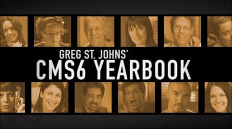 Greg St. Johns CMS6 Yearbook
