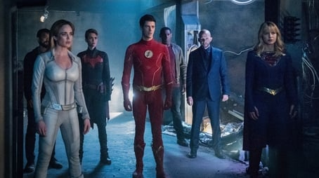 Arrow Staffel 4 Folge 8