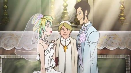 The Wedding of Lupin the Third