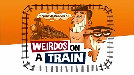 Weirdos on a Train