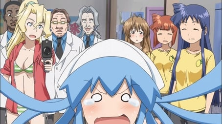 Squid Girl OVA 1