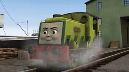 Thomas & Scruff
