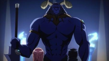 The Blue-Eyed Demon