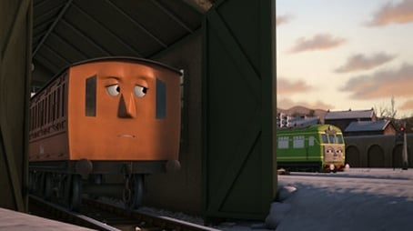 The Railcar & The Coaches