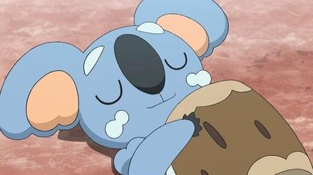 Schlafende Pokémon weckt man nicht!