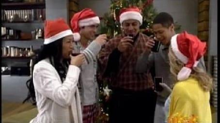 Gemeinsame Weihnacht, für immer Freunde