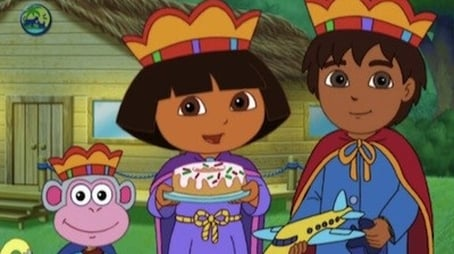 Dora Saves Three Kings Day