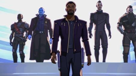 Was wäre, wenn... T'Challa zu Star Lord geworden wäre?