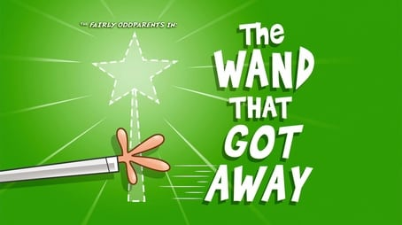 The Wand That Got Away