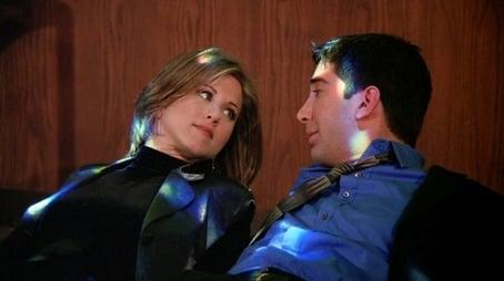 Ross und Rachel – Na endlich!