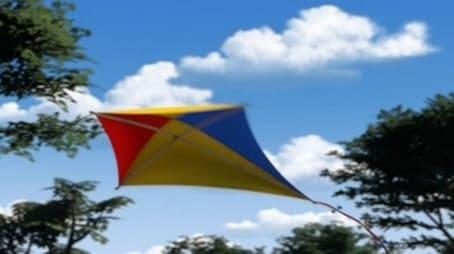 Thomas & The Runaway Kite