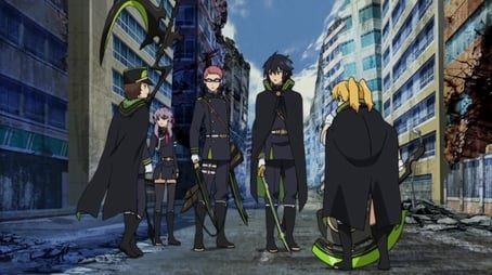 Seraph of the End: Vampire Shahal