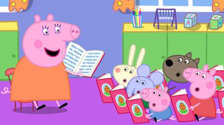 Mummy Pig's Book