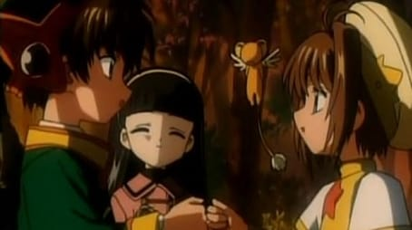 Sakura and the Past and Clow Reed