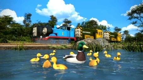 Diesel & The Ducklings