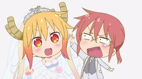Miss Kobayashi's Dragon Wedding