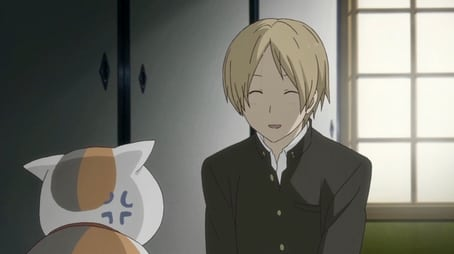Natsume Captured