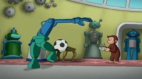 Robot Monkey Hullabaloo