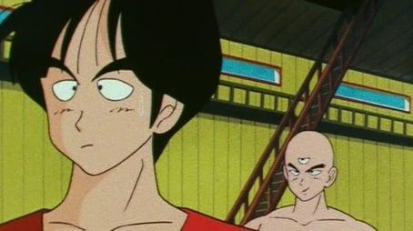 Showdown!! Yamucha vs. Tenshinhan!