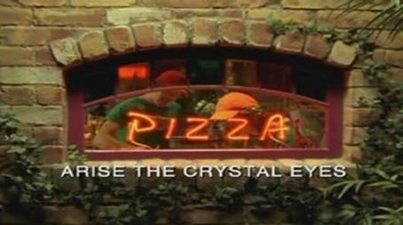 Das Geheimnis der Kristallaugen
