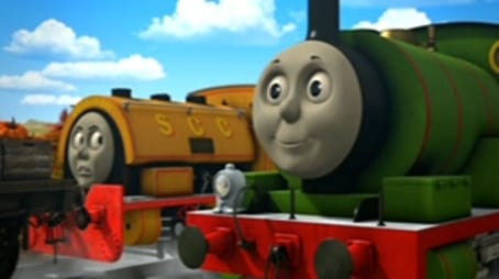 Percy's Lucky Day
