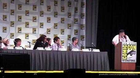 2011 Comic Con Panel